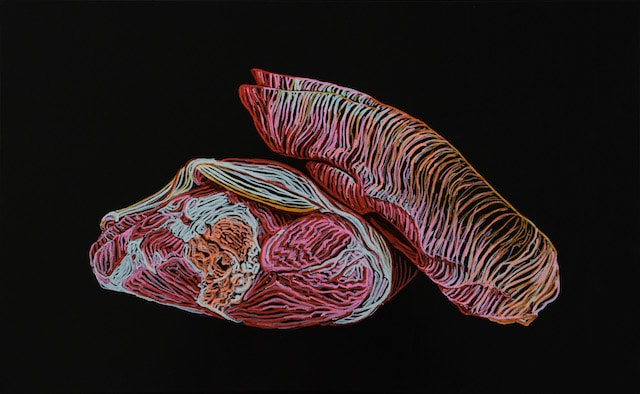 Katharina Arndt - #18 still life with meat